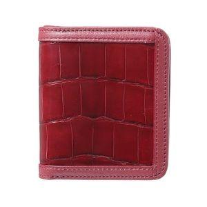 Pre-Order D'MOM HebillaNile bellyskin bifold purse